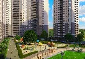 Волшебство пригорода – новые дома Лісовий квартал и Krona Park