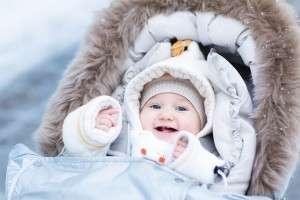 зимняя одежда нужна новорожденному